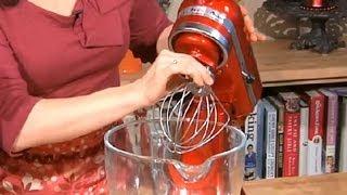 How to Use KitchenAid Mixers : Sweet Recipes