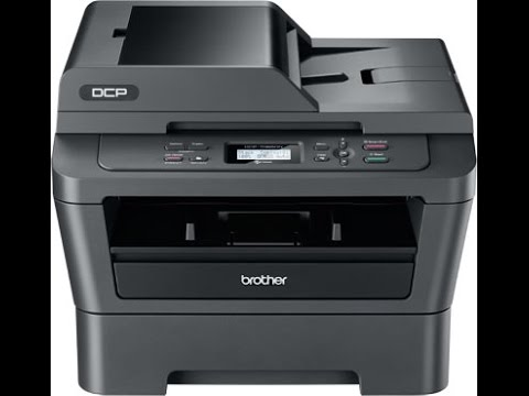 BROTHER dcp-7065dn eliminando a mensagem substituir toner e cilindro reset.