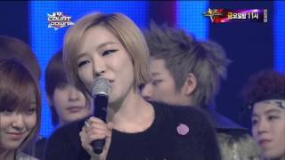 [1080P] 121018 Gain Winner (Block.B + FTIsland + K.Will interaction)