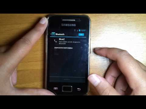 CM10 Samsung Galaxy ACE Team Jellaxy  Android 4.1.1 HD