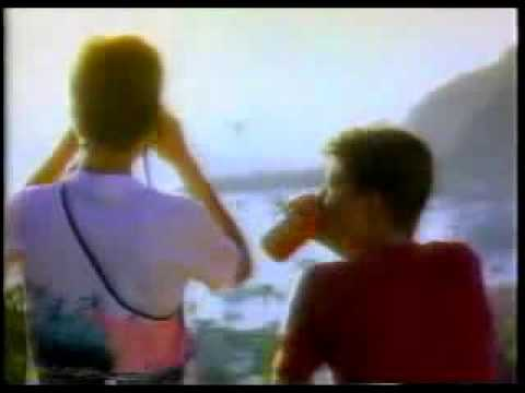Paul Walker in an '80s Coca-Cola Ad