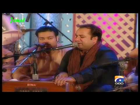 Rahat Fateh Ali Khan - Laagi Tum Se Mann Ki Lagan - A Live Concert...