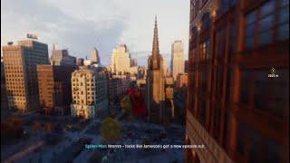 New suit btw (Spiderman Ps4) #2