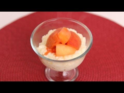 Orange Scented Rice Pudding Recipe