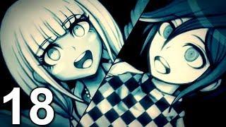 A SUSPICIOUS PERSON - Let's Play - Danganronpa V3: Killing Harmony - Part 18