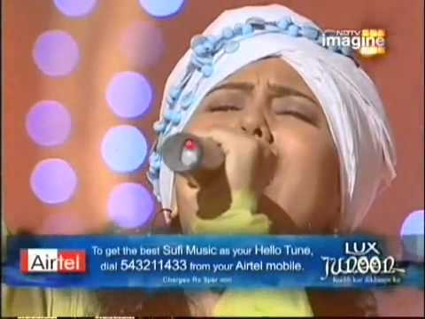 Harshdeep - Hayo Rabba in Junoon NDTV Imagine - YouTube.FLV