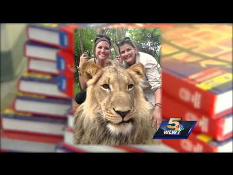 Teacher donates used textbooks to students in Africa