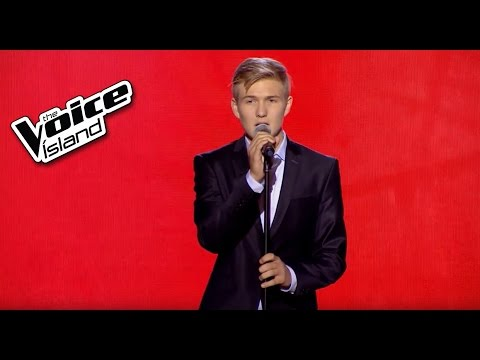 Ari Ólafsson - Lay Me Down | The Voice Iceland 2015 | The Blind Auditions