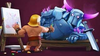 Clash Of Clans Dubbed Edition