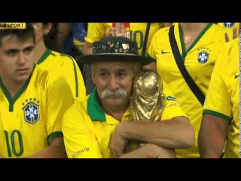 The Saddest Man of World Cup 2014
