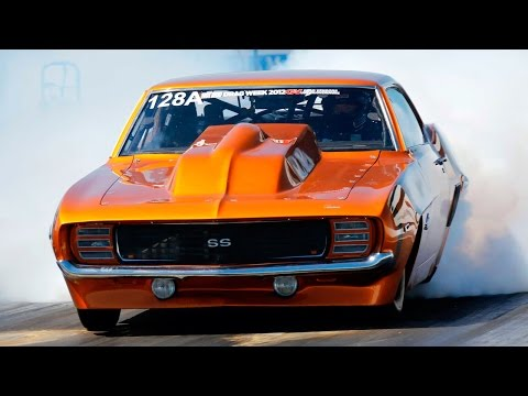REPLAY: Day 1 From Tulsa, OK! - HOT ROD Drag Week 2014