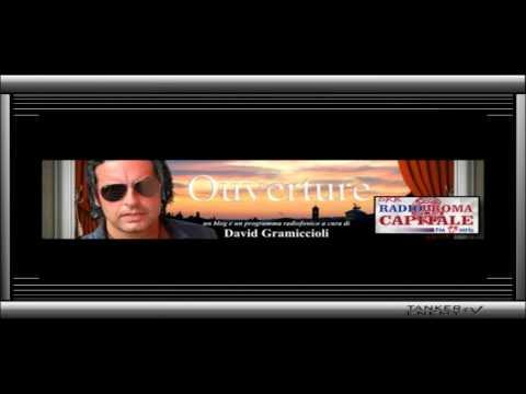 David Gramiccioli Intervista Rosario Marcianò su Radio Roma Capitale (13 novembre 2012)