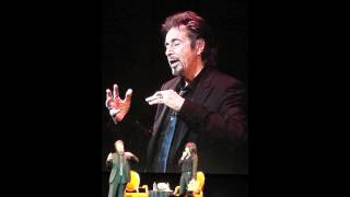 Al Pacino Live on Daniel Day-Lewis