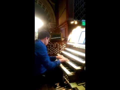 Jeremiah Clarke - O be joyful