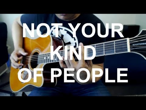 Garbage - Not Your Kind Of People Accoustic