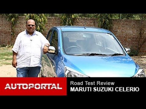 Maruti Suzuki Celerio Review 'Test Drive' - AutoPortal