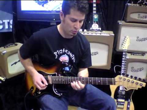 NAMM 2010: Pigtronix's Philosopher King