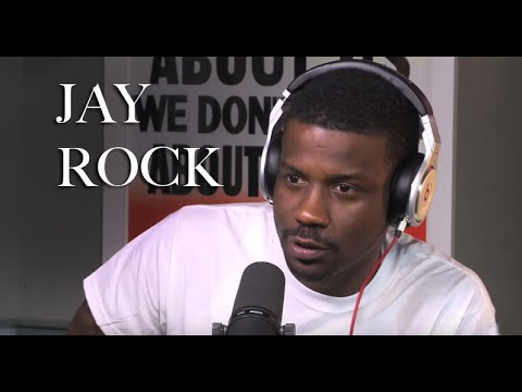 Jay Rock Talks '90059' Album, Black Hippy and More on 'Real Late With Peter Rosenberg'