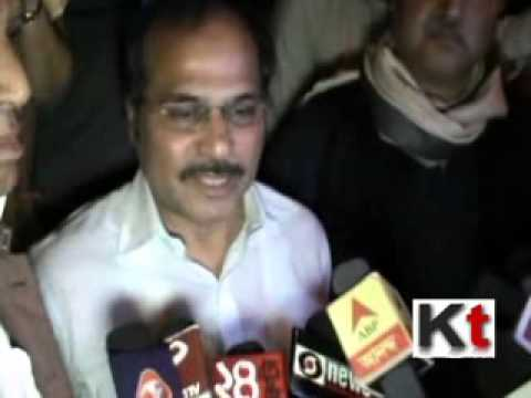 Adhir Chowdhurys comments on Mogra case
