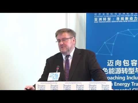 "[2014 Shanghai Forum] Ole Gunnar Austvik ""Preliminary: The Shale Oil and Gas ""Revolution"""""