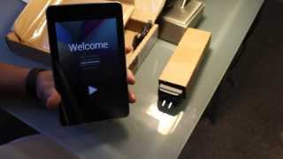 How to FULLY RESET Google Nexus 7 to FACTORY SETTINGS (erase asus nexus 7)