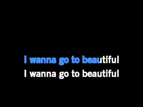 (karaoke)beautiful - indie arie