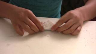 Japanese Sign Language / How To Make Cup With Origami