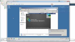 Deploying VMware View 5 - Part 1 Configure Active Directory and Deploy VMware Connection Server.mp4