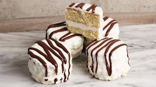Homemade Zebra Cakes | Episode 1155