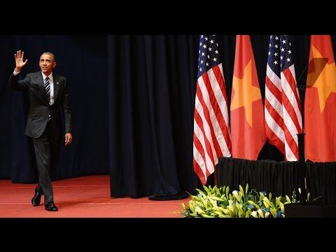 Nhân quyền và biển Đông trong diễn văn Obama