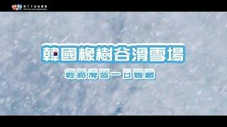 【#奧丁丁在地體驗】韓國滑雪一日遊 (首爾出發)