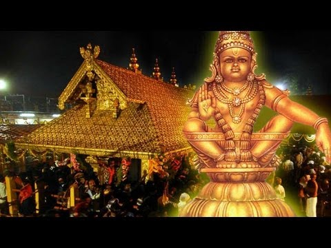 Ayyappa Swamy Songs - Loka Veeram Maha Poojyam - Namaskara Slokam video