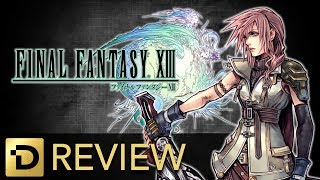 Final Fantasy XIII Retrospective Review