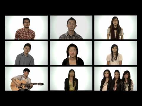 "CPAF PSA: ""You Found Me"" Cover by Kollaboration Performers for CPAF in Chase Community Giving"