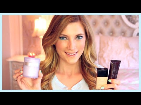 My Full Coverage Foundation Routine! ♥ MakeupMAYhem Day 2 ♥