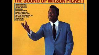 Watch Wilson Pickett You Cant Stand Alone video