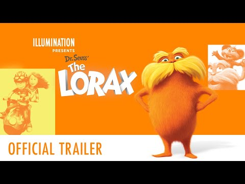 The Lorax is listed (or ranked) 4 on the list The Best Computer Animation Movies