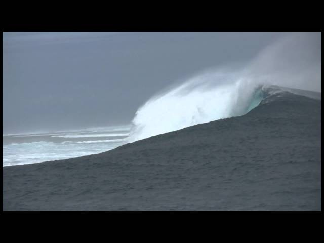 Kohl Christenson - Ride of the Year Entry in the Billabong XXL Awards 2012