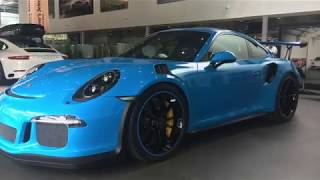 NEW Porsche GT3RS Collection Day