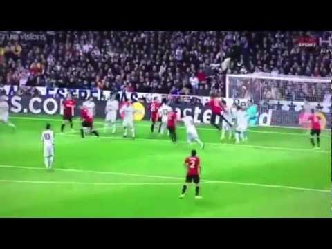 Real Madrid vs Manchester United Highlights and Goals | 1-1 | February 2013 | doLeeFC