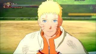 Boruto Vs Hokage Naruto Full Fight (ENGLISH DUB) Road to Boruto Movie