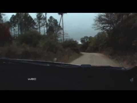 Thierry Neuville_Full onboard/ WRC Philips LED Rally Argentina 2013