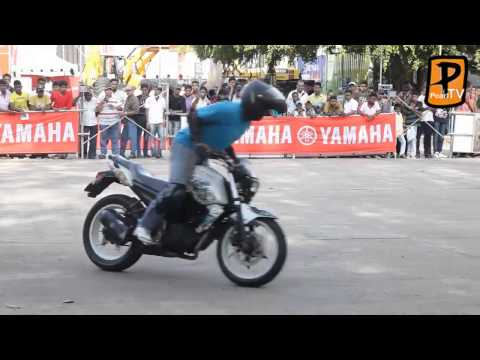 Colombo Motor Show 2012 Bike Stunts Pearl TV - Sri lanka 1st Online TV Channel 24h Live Telecasting