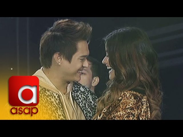 ASAP: Enrique and Liza do the Mobe dance
