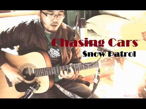 Snow Patrol - Chasing Cars (Acoustic folk and ambience cover | w/Chords and Lyrics)