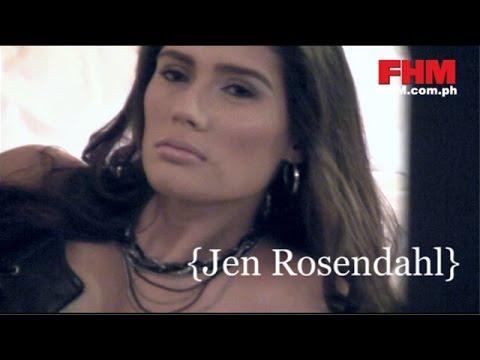 Jen Rosendahl - Ladies Confessions: Celebrity Diaries