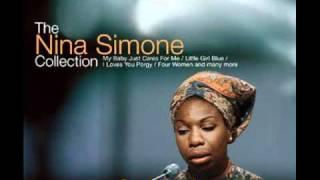 Watch Nina Simone Solitude video