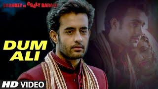 'Dum Ali' VIDEO Song   Baankey ki Crazy Baraat   T-Series