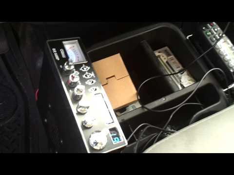CB Setup Ford F-150
