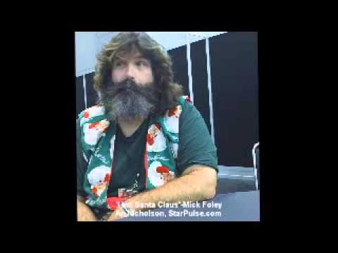 I Am Santa Claus - Mick Foley
